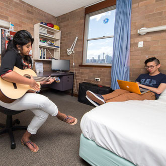 Living on campus: Sydney University Colleges
