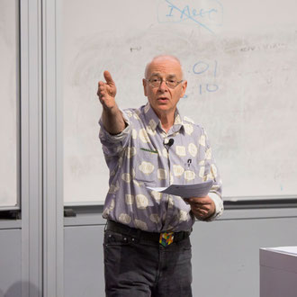 Dr Karl's drop-in science sessions