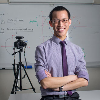 Why become a teacher? With Eddie Woo