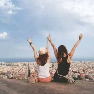 Explore the world: study overseas