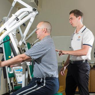 Exercise and sport science, exercise physiology and physiotherapy