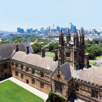 Are you an international student applying to Sydney?