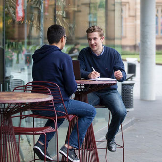 Transition from high school to university: the student perspective