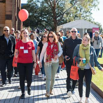 Camperdown Campus tour